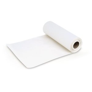 White paper roll 335mm..